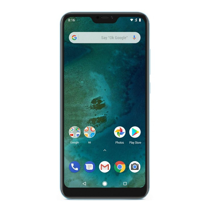 HP dengan Android One Xiaomi Mi A2 Lite