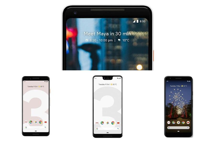 Gambar Daftar Harga HP Google Full Display