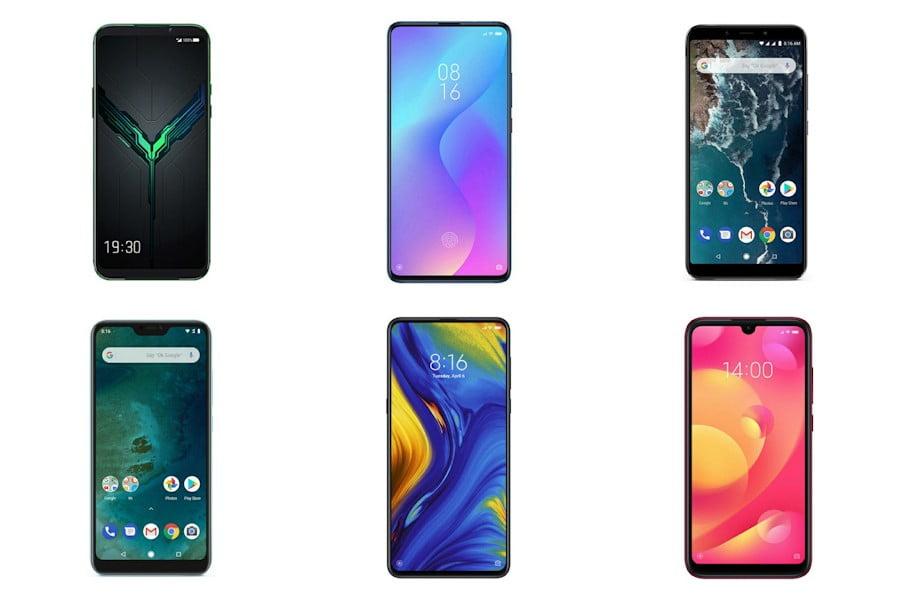 Gambar Daftar Harga HP Xiaomi Full Display