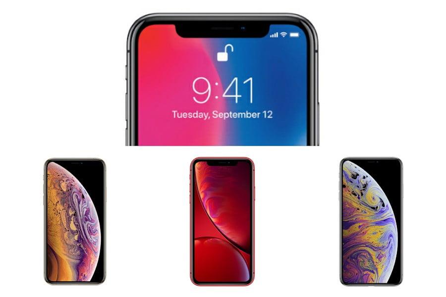 Gambar Daftar Harga iPhone Apple Full Display